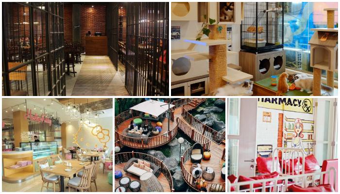 Bertema Penjara hingga Rumah Sakit, Ini 5 Kafe Paling Unik di Jakarta yang Instagrammable