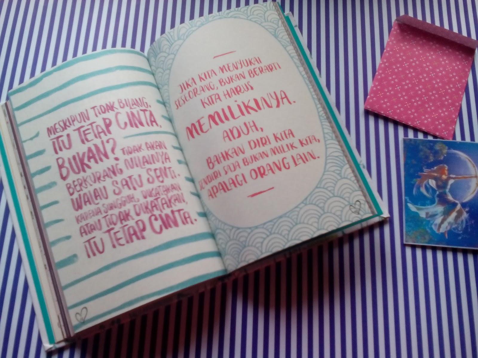5 Quotes Cinta dari Tere Liye yang Bikin Galaumu Hilang