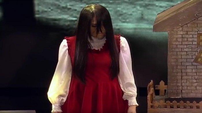 Aksi Mengagumkan Pesulap Riana di Semi-Final Asia's Got Talent yang Bikin Penonton Histeris