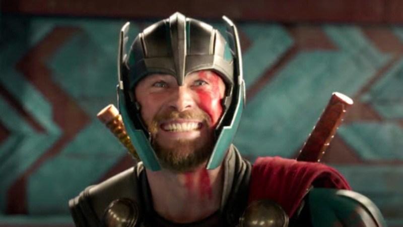 5 Momen Paling Kocak dalam Film Thor: Ragnarok