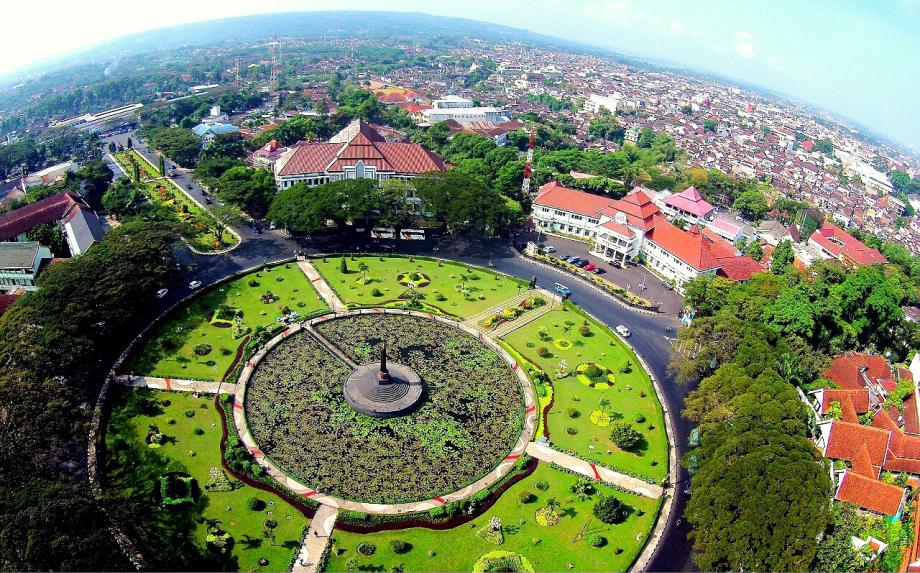 Objek Wisata di Malang yang Berlokasi Dekat Stasiun Ini Wajib Kamu Datangi