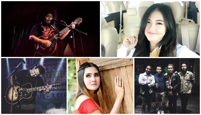 Banyak Dinyanyikan dan Jumlah View Jutaan, Ini 5 Lagu Indonesia Terpopuler Tahun 2017
