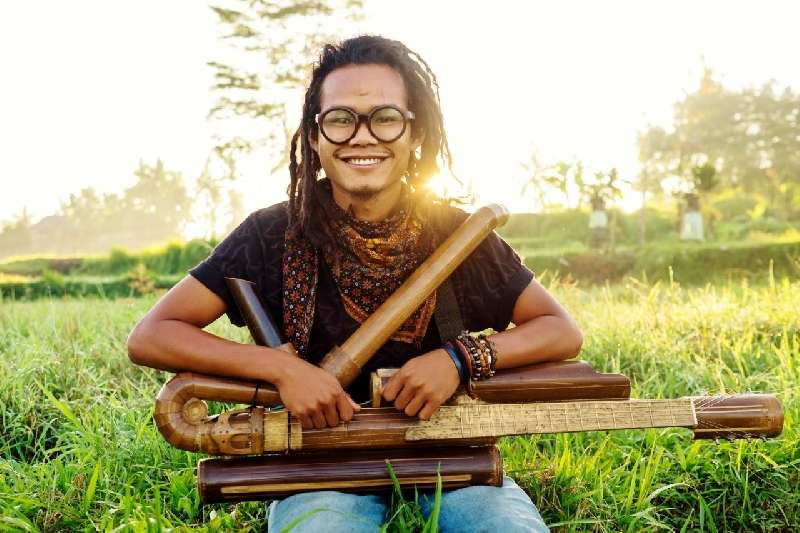 Rizal Abdulhadi, Pencipta Alat Musik Bambu Rasendriya yang Mendunia