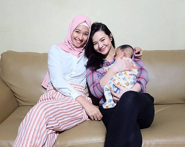 Eriska Rein, Pesinetron Cantik Anti Berita Miring Yang Sudah Berkeluarga