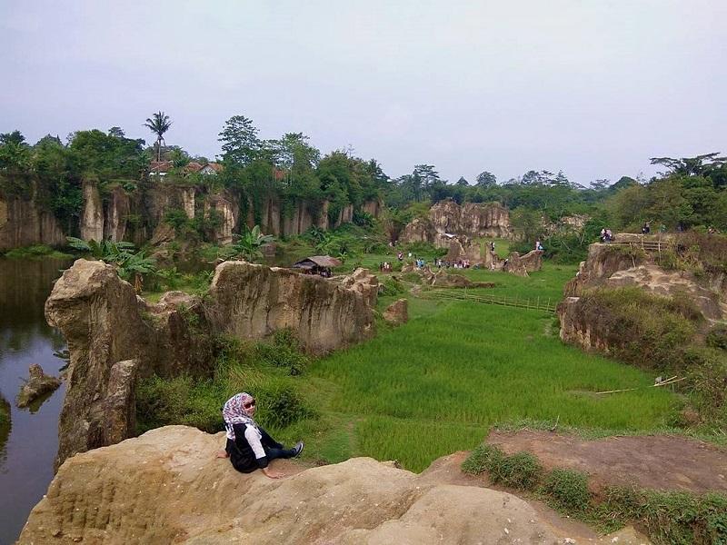 Nggak Seseram Namanya, Kandang Gozilla Tawarkan Panorama Alami di Tengah Kota Tangerang