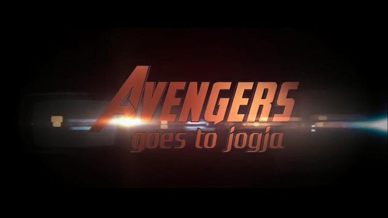 Kreatif, Orang Indonesia Bikin Trailer Film Avengers Jadi Berlatar Kota Yogyakarta