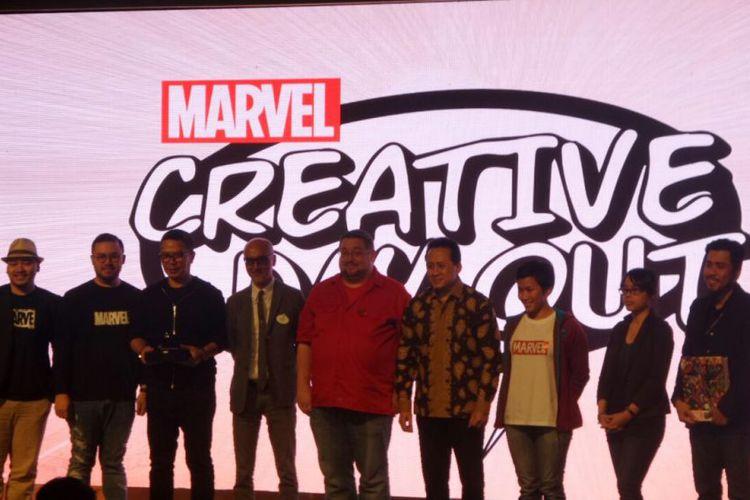 Kisah 4 Ilustrator Indonesia Hingga Akhirnya Direkrut Marvel dan Mendunia