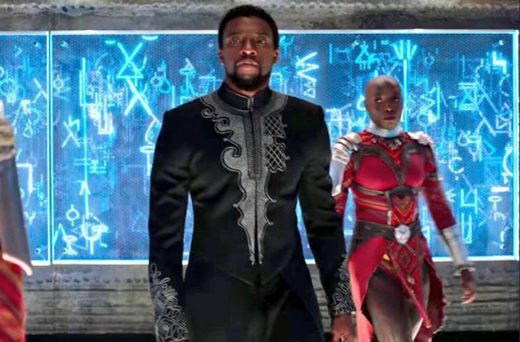 Tokoh Black Panther Pakai Baju Koko di Trailer Terbaru Jadi Berita, Beneran Nih?