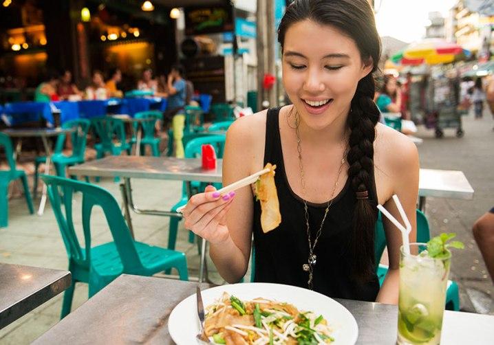 Tips Mencari Kuliner yang Murah Saat Traveling
