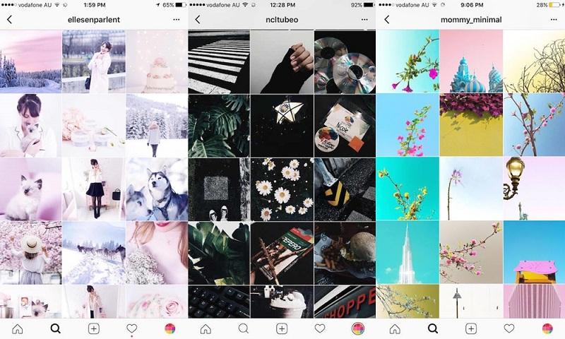 Ini 5 Ide Tema Feed Instagram Agar Terlihat Lebih Rapi dan Keren
