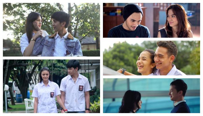 5 Film Kisah Cinta Remaja Ini Sukses Bikin Anak Muda Indonesia Baper