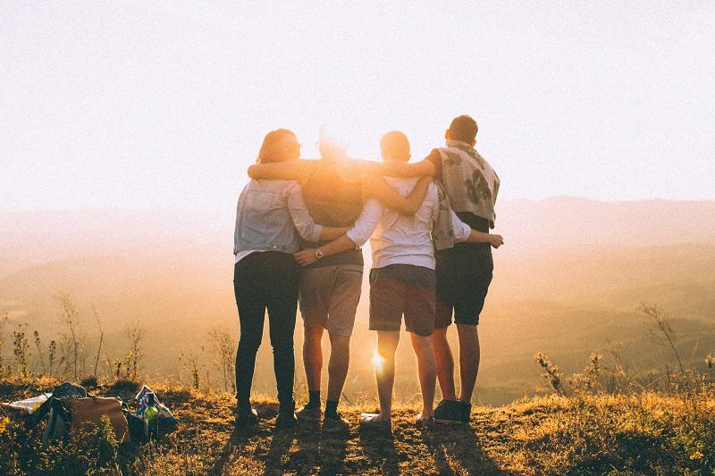 Biar Persahabatan Kamu Awet Sampai Tua, Ini 5 Cara Menjaganya