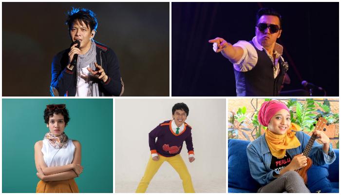 Selain Bakat Nyanyi, 5 Artis Indonesia Ini Juga Jago Gambar Lho, Karyanya Keren-keren!