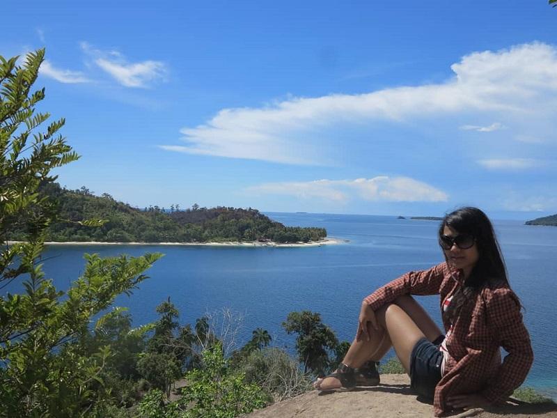 Mengunjungi Secuil Surga di Pulau Pagang Padang dengan Keindahan Tiada Duanya