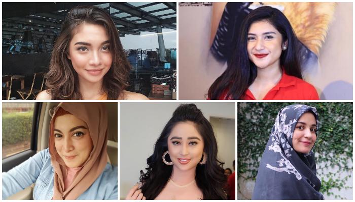 5 Seleb Indonesia Ini Wajahnya Mirip Artis Bollwood, Cantik Mana?