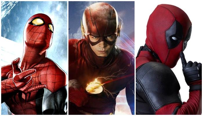 Kenapa Baju Superhero Kebanyakan Berwarna Merah? Ini Alasannya