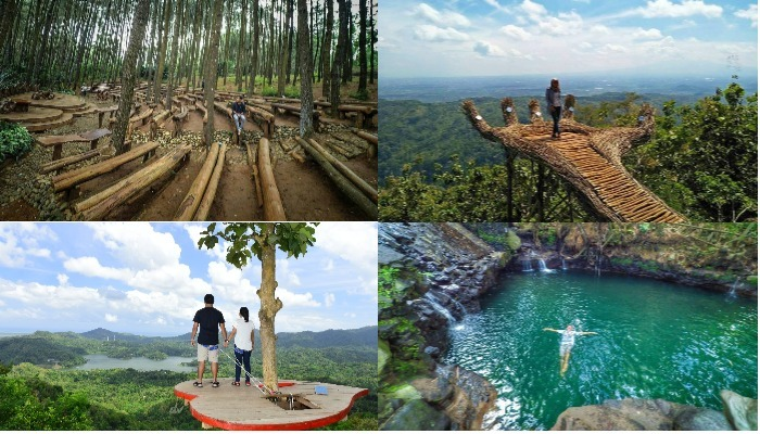 10 Tempat Wisata Alam Jogja Sajikan Pemandangan Indah yang Bikin Hati Adem