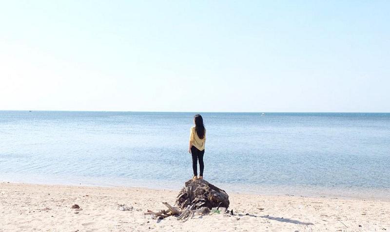 Wisata Bahari di Pulau Sanrobengi dengan Hamparan Pasir Putih dan Terumbu Karang yang Memukau