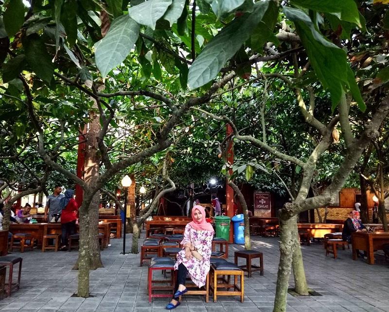 Kampung Coklat Blitar, Surganya Pecinta Manisan dan Pas Jadi Tempat Kencan Anti Mainstream
