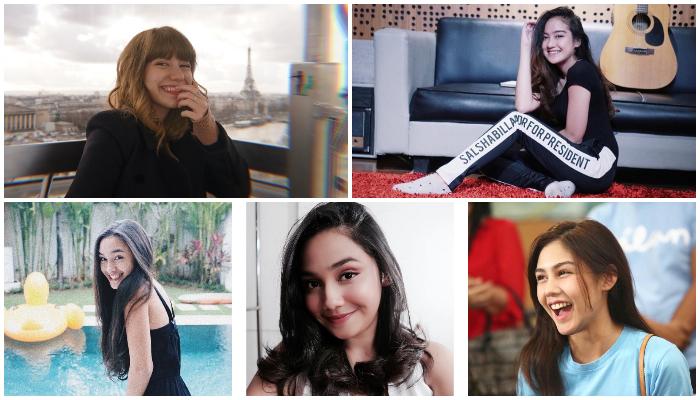5 Artis Muda Nan Cantik Ini Bakal Jadi Idola Baru Kaum Adam