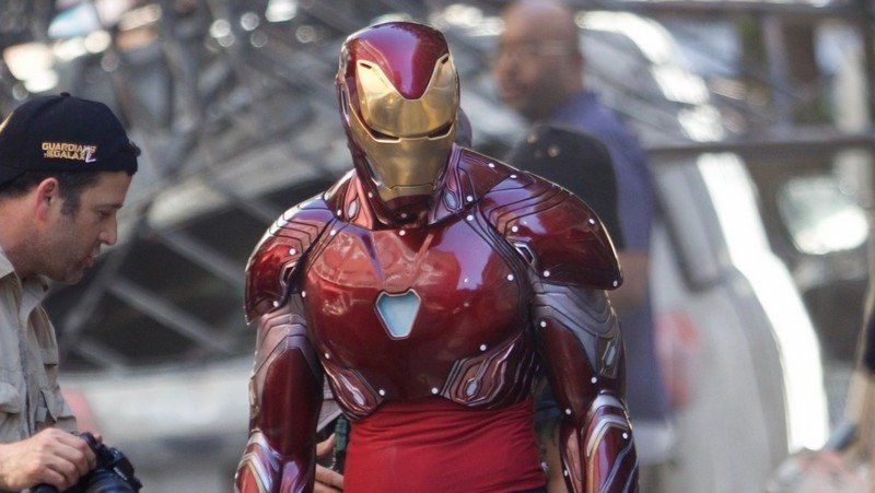 Makin Canggih, Ini Armor Baru Iron Man dalam Avengers: Infinity War
