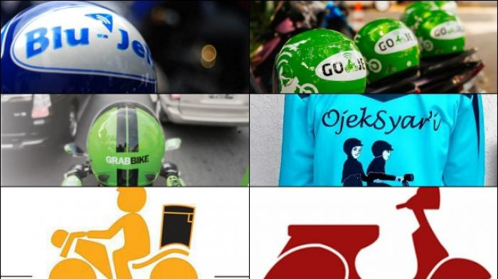 Kocak, 5 Pelanggan Ini Order Ojek Online untuk Minta Tolong yang Nggak Biasa