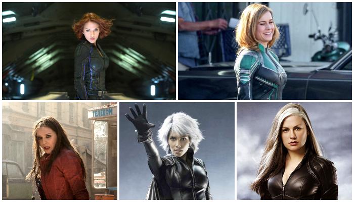 5 Tokoh Superhero Cantik di Marvel Universe dengan Kekuatan Luar Biasa, Mana Favorit Kamu?