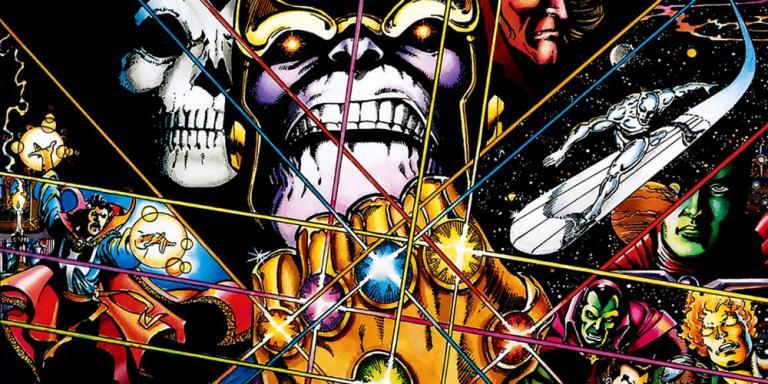 5 Kekuatan Thanos, Antagonis Avengers: Infinity War, Super Kuat!