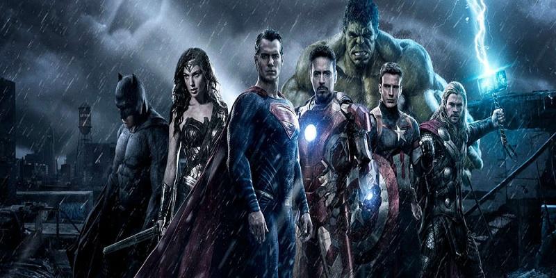 Jika Anggota Avengers Lawan Justice League, Siapa yang Bakal Menang?