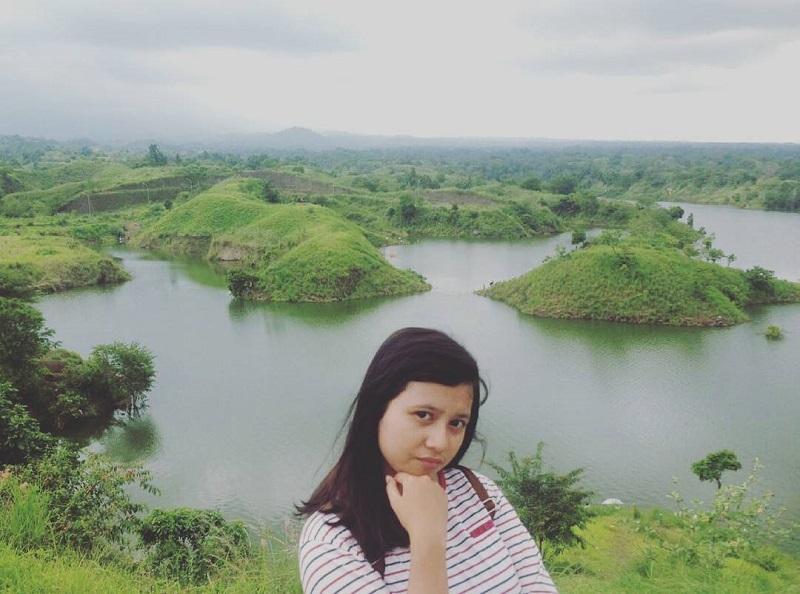 Waduk Bajulmati Banyuwangi, Spot Menikmati Keindahan dari Raja Ampat Versi 'Mini'