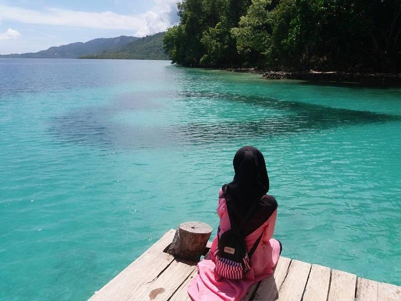 Romantisnya Pantai Teduang di Sulawesi Tengah yang Penuh Simbol Cinta, Bikin Pasangan Makin Mesra