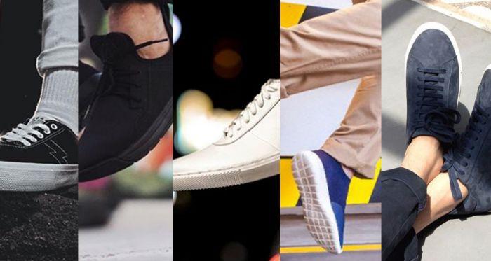 Nggak Kalah Keren, Ini 5 Sneakers Buatan Anak Bangsa yang Murah dan Berkualitas