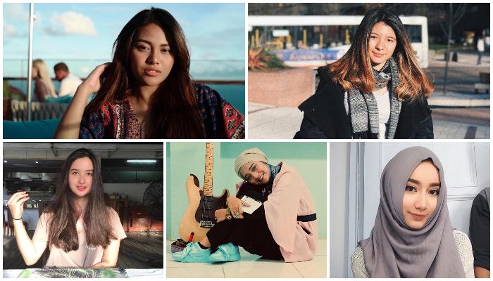 5 Anak Artis yang Tumbuh Jadi Gadis Cantik, Mana Idola Kamu?
