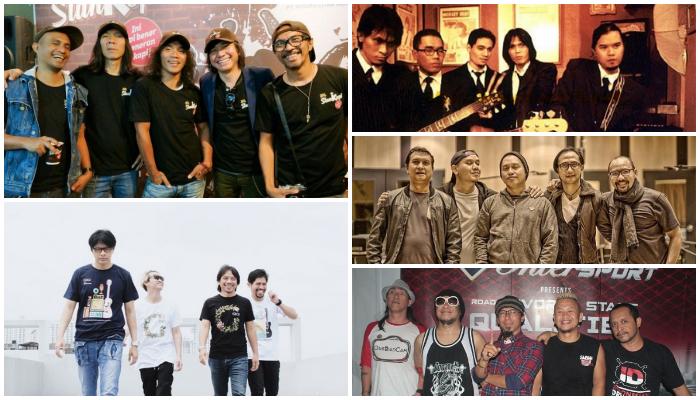 Ini 5 Band Indonesia yang Layak Diberi Gelar Legendaris