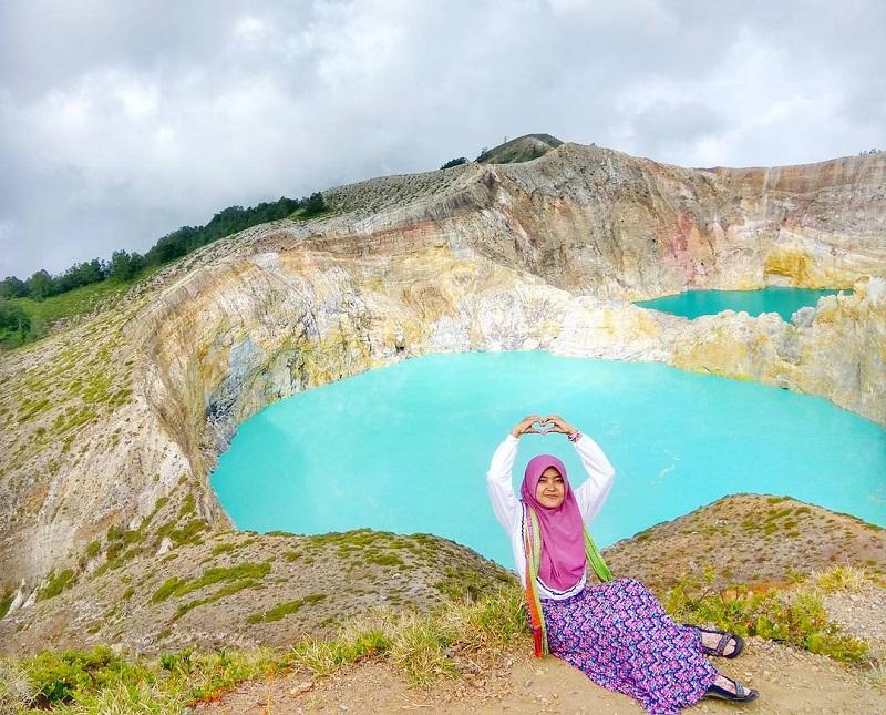 Ajaib, 5 Danau di Indonesia Ini Bisa Berubah Warna, Sudah Pernah ke Sini?