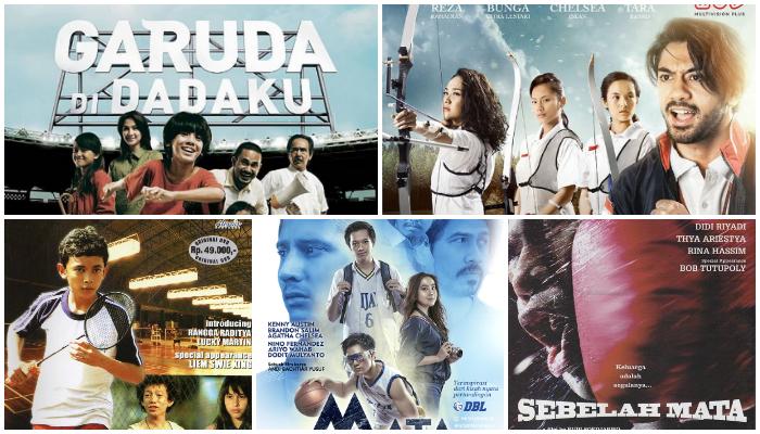 Selain Drama atau Horor, Indonesia Juga Punya 5 Film Bergenre Olahraga yang Inspiratif dan Wajib Kamu Tonton