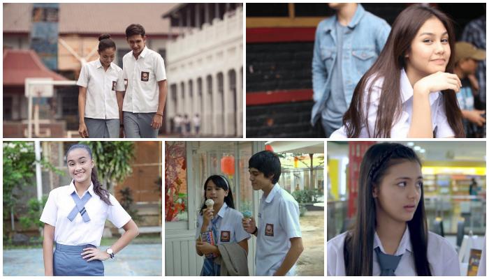 Buat Cewek, Ini 5 Gaya Rambut Simpel ke Sekolah Ala Film Remaja yang Bisa Kamu Tiru