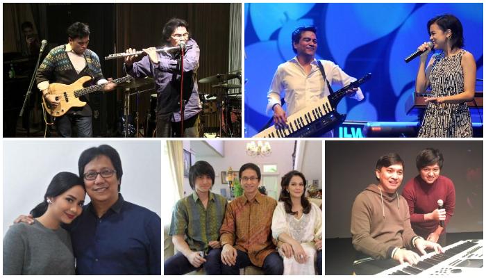 5 Pasang Ayah dan Anak yang Kompak Berkarir di Dunia Musik