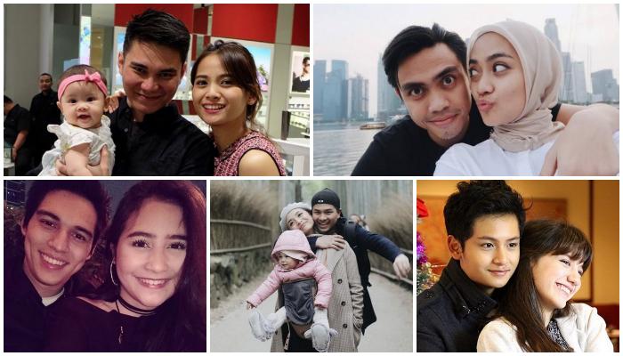 Tadinya Teman Curhat, 5 Pasangan Seleb Ini Akhirnya Jadian Bahkan Sampai Nikah