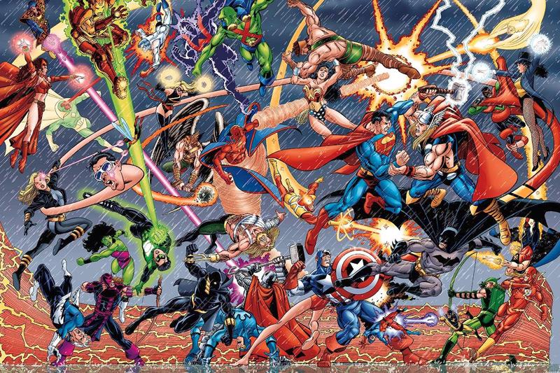 Dari Captain America sampai Batman, 5 Superhero Ini Ternyata Ada Versi Ceweknya, Sudah Tahu?