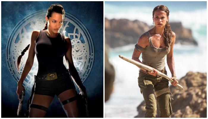 Perbedaan Film Tomb Raider yang Dulu dan Sekarang, Kamu Suka yang Mana?