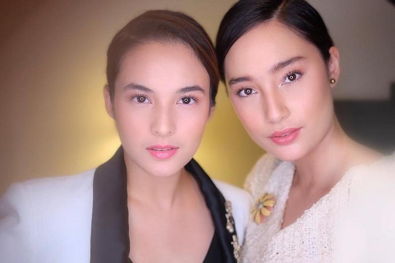 Sama-sama Cantik, Chelsea Islan dan Tatjana Saphira Bagaikan Kakak-Adik, Kamu Suka yang Mana?