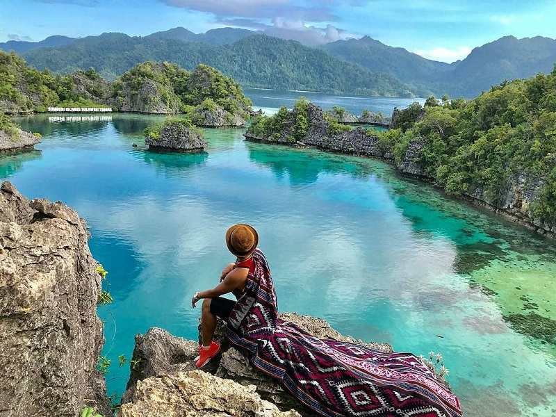 Image result for Tempat Potret Yang Cantik Di Pulau Sombori