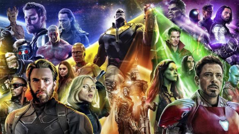 Ronny Gani dan Renald Taurusdi, 2 Animator Asal Indonesia di Balik Avengers: Infinity War