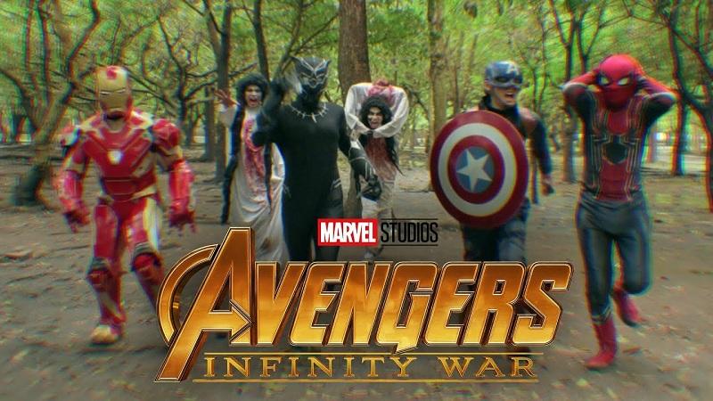 Begini Jadinya Jika YouTuber Indonesia Bikin Parodi Avengers: Infinity War, Ada Deddy Corbuzier!