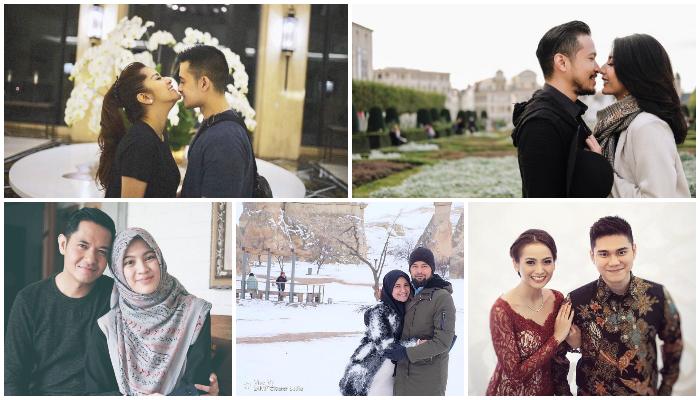 Selain Ayu dan Ditto, 5 Pasangan Seleb Ini Juga Tadinya Teman Tapi Menikah