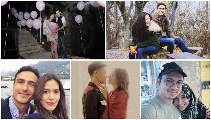Ini 5 Pasangan Seleb yang Selalu Mesra dalam Tiap Kesempatan, Bikin Netizen Baper