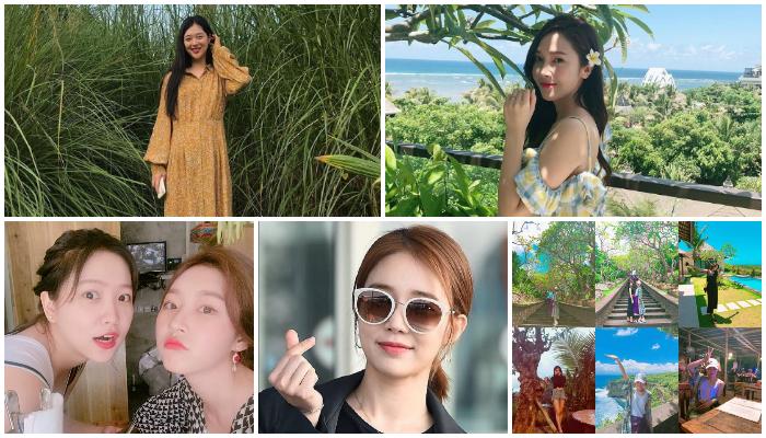 5 Seleb Korea Cantik Ini Pilih Bali sebagai Destinasi Liburannya, Ada Idola Kamu?