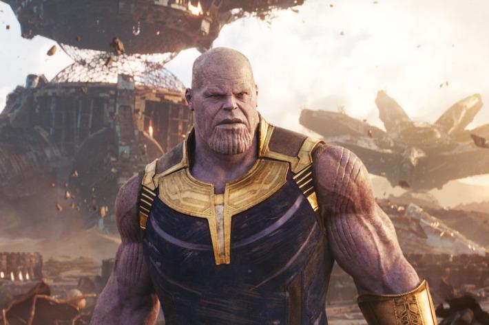 Dulu Black Panther, Sekarang Bermunculan Baju Koko Thanos, Mau Beli?