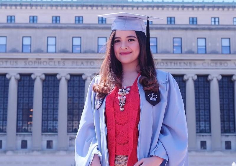 Ini 5 Prestasi Tasya Kamila Selama Kuliah S2 di Amerika Serikat